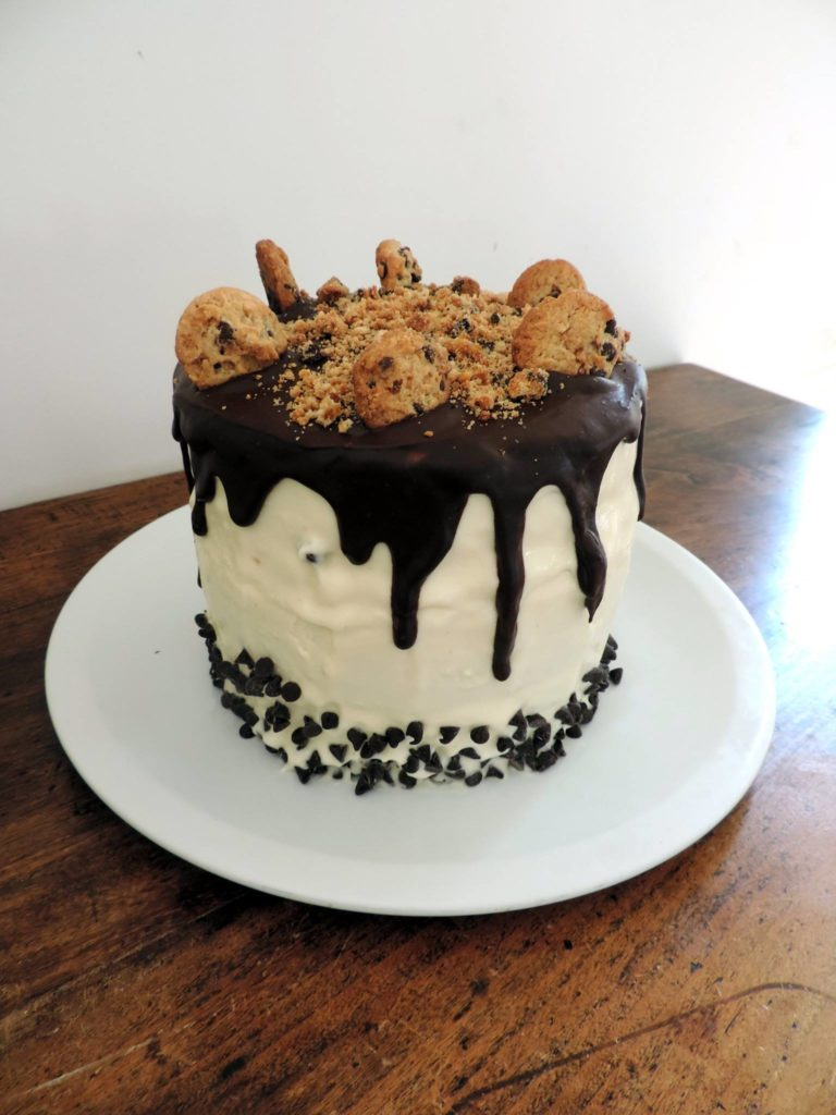 Layer cake cookie