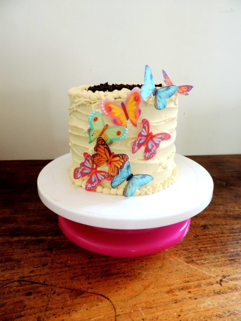 Layer cake papillon
